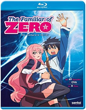 Familiar of Zero: Complete Collection (Blu-ray)