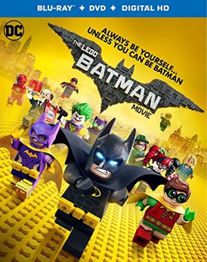 Lego Batman Movie, The (Blu-ray + DVD + Digital HD UltraViolet Combo Pack)