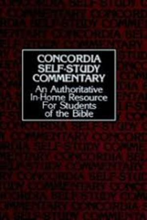 Concordia Self-Study Commentary