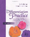 Differentiation in Practice, Grades 5-9: A Resource Guide for Differentiating Curriculum