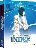 Certain Magical Index: Complete Season 1 (Blu-ray/DvD Combo), A