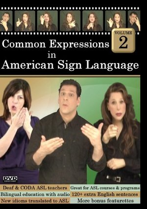 Common Expressions in American Sign Language, Vol. 2