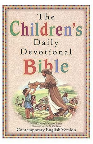 Childrens Daily Devotional Bible
