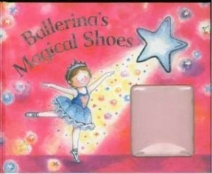 Ballerina Magic Shoes