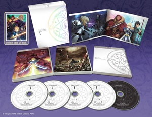 Fate/Zero Limited Edition Blu-ray Box Set 1