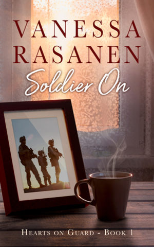 Soldier On (Hearts on Guard #1)