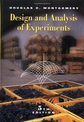 Design and Analysis of Experiments, 5th Edition