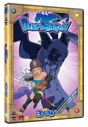 Blue Dragon Vol. 3-4 [DVD]