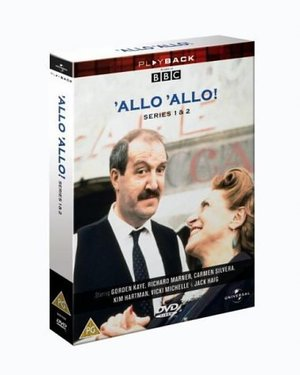 'Allo 'Allo (TV series - Season 1 & 2}
