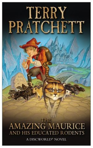 Amazing Maurice and his Educated Rodents: (Discworld Novel 28) (Discworld Novels), The