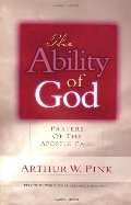 Ability of God: Prayers of the Apostle Paul, The