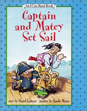 Captain and Matey Set Sail